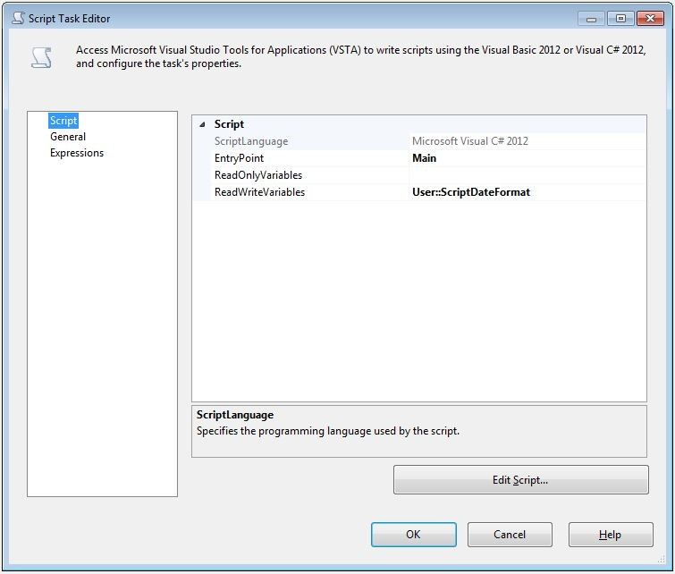 Simple SSIS: Date Formats – Dave + SQL Server = Ingenious SQL…